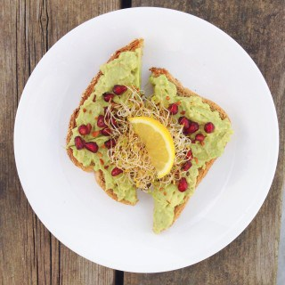 Simple & Healthy Avocado Toast