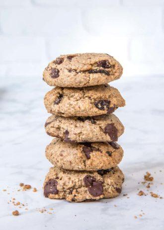 the ultimate breakfast cookies