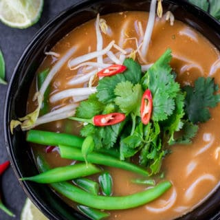 easy tom yum soup
