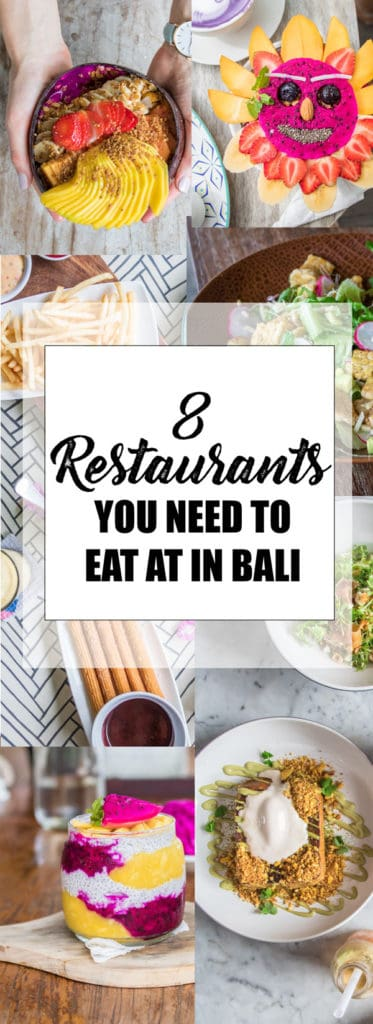 Choosingchia.com| heading to bali? Don't miss out on these 8 restaurants you need to eat at in Bali!