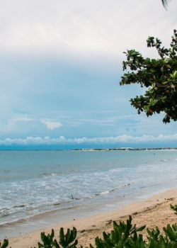 Intercontinental bali beach