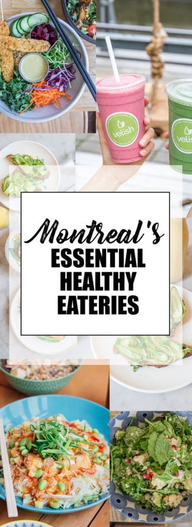 Choosingchia.com| Looking for healthy food in Montreal? Here are my top picks for Montreal's essential healthy eateries!