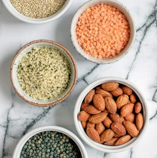 Looking to incorporate more vegan protein in your diet? Here are the 10 best plant-based protein sources!