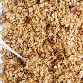 Rise and shine breakfast granola