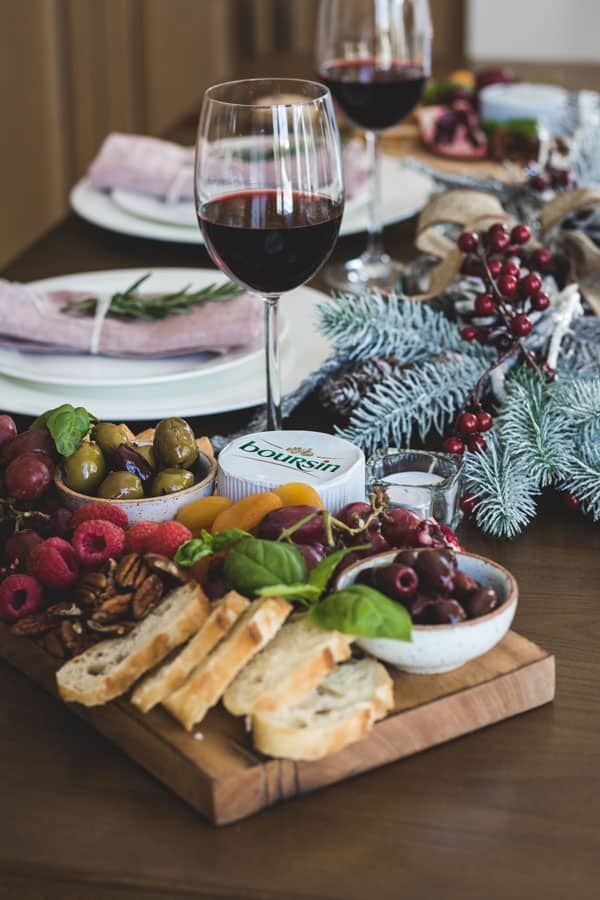 how to make a cheese platter for the holidays