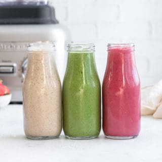 3 veggie-packed smoothies for beginners
