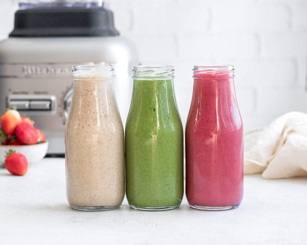 3 Veggie Packed Smoothies For Beginners Choosing Chia