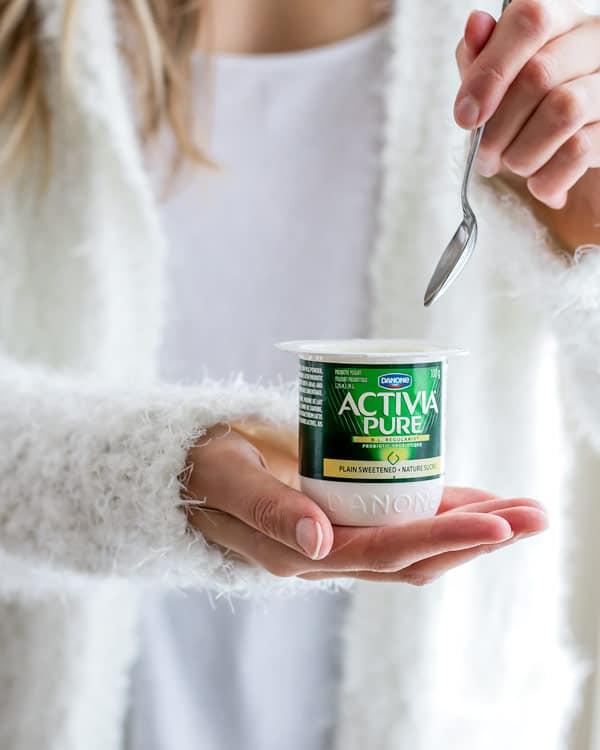 activia probiotic 2 week challenge