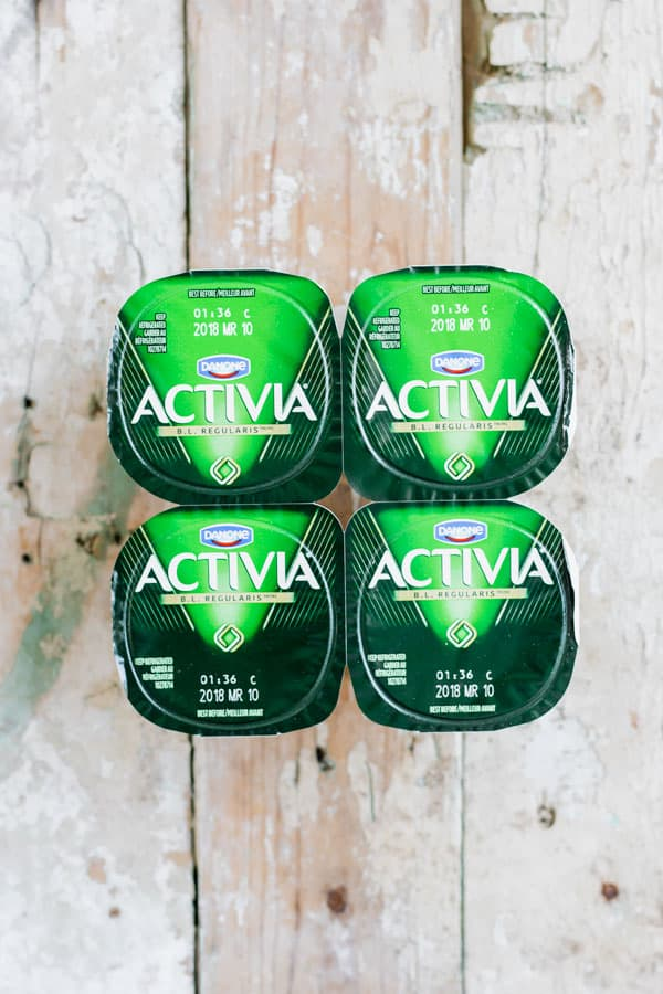 my reflection on the 14 day activia challenge