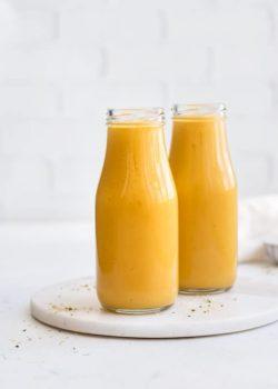 inner glow mango smoothie