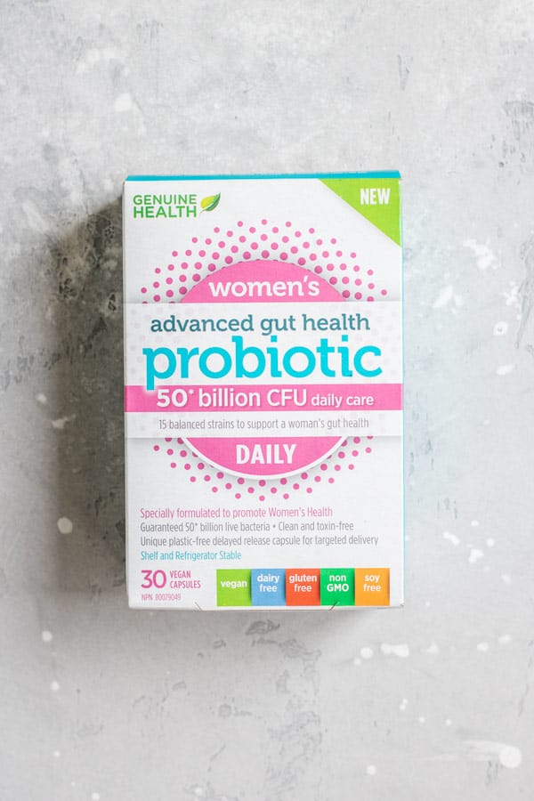 the benefits of taking probiotic supplements