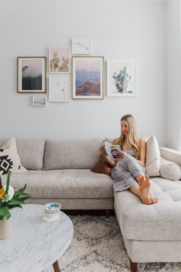 7 ways to create a zen living space