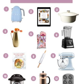 2018 holiday gift guide for foodies