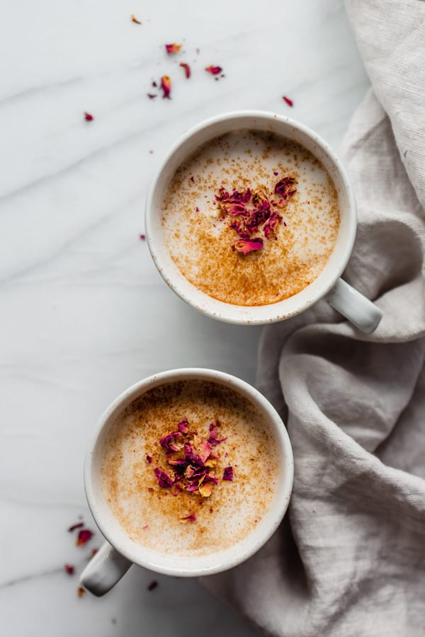 adaptogenic chai latte