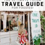 A travel guide to Tulum mexico for people who love food