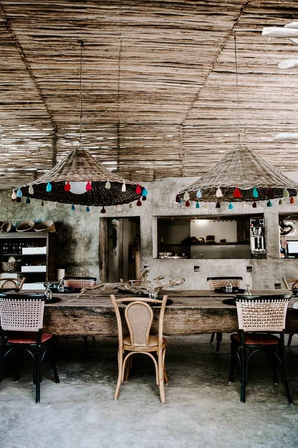 macondo restaurant in tulum