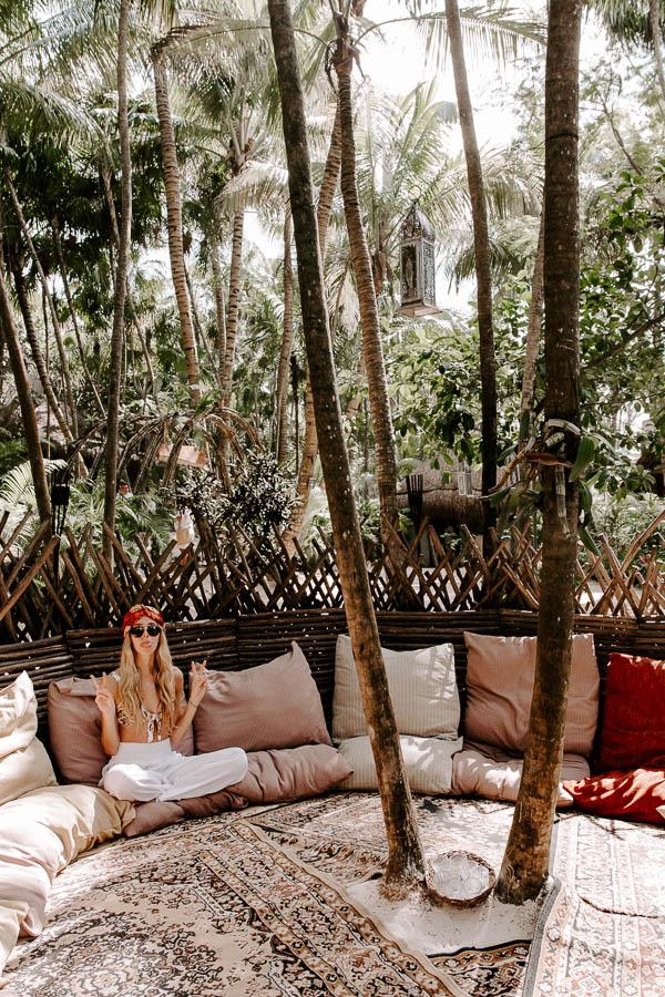 nomade hotel in tulum
