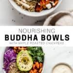 nourishing buddha bowls