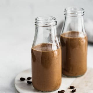 Coffee smoothie recipe