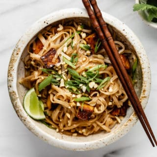 is pad thai vegan