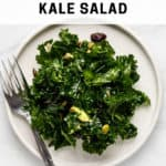 the best massaged kale salad